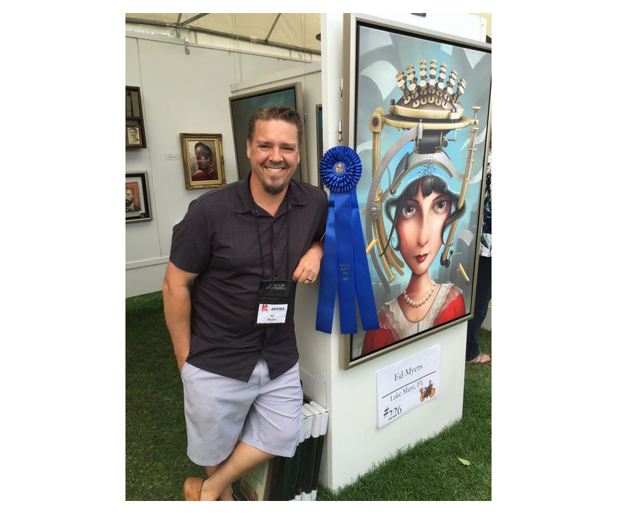 Best of Show at LaQuinta Arts Festival