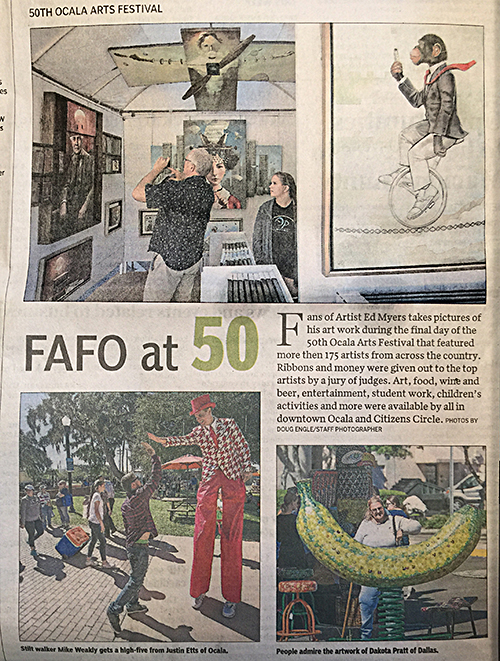 50th Ocala Arts Fest